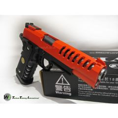 WE Hi-Capa 5.1 K2 (Lightened) Gas Airsoft Gun